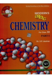moderns abc of Chemistry Class - XII (Set of 2 Parts) (With CD)
