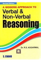 A Modern Approach To Verbal & Non-Verbal Reasoning Revised Edition(R. S. Aggarwal)