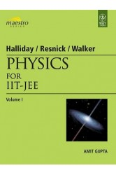 Physics for IIT-JEE (Volume - 1) 1st Edition(Halliday, Resnick)