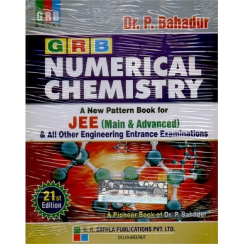 Image result for Numerical chemistry by P Bahadur