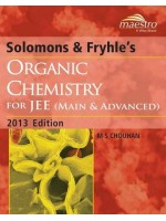 Organic Chemistry for JEE - Main & Advanced 1st Edition (Solomons )
