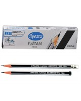 APSARA - Platinum Extra Dark Pencils