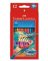 FABER-CASTELL - Water Colour Pencils Full Size