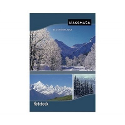 CLASSMATE - Notebook- 172 Pages Soft Cover