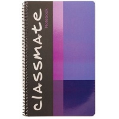 CLASSMATE - 1 Subject Notebook 180 Pages - Soft Cover - Unruled