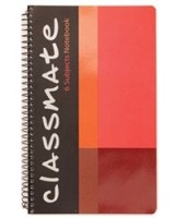 CLASSMATE - 6 Subject Notebook 300 Pages