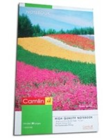 CAMLIN - Long Notebook 80 Pages Unruled