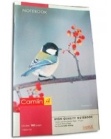 CAMLIN - Long Notebook 160 Pages Unruled