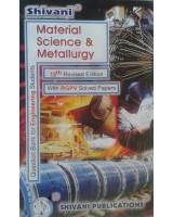 Material Science & Metallurgy (ME-4th sem)