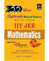 35 Years Chapterwise Solved Papers (2013-1979) IIT JEE Mathematics by  Amit M Agarwal