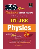 35 Years Chapterwise Solved Papers (2013-1979) IIT JEE Physics