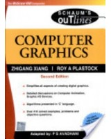 Computer Graphics (Special Indian Edition) (Schaum's Outline Series) by Roy A. Plastock   Zhigang Xiang    Language: English