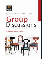 Group Discussion For Admission & Jobs , Author: Arihant