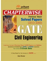 Chapterwise GATE Solved Papers (2013-2000) Civil Engineering