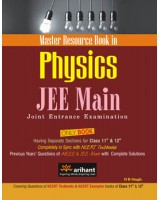 A Master Resource Book in Physics JEE Main & Advance , Author: Arihant