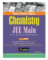 A Master Resource Book in Chemistry JEE Main & Advance , Author: Arihant