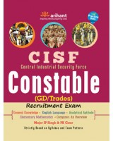 Central Industrial Security Force CISF Constable (GD) Recruitment Exam with Practice Stes , Author: Arihant