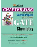 Chapterwise GATE Chemistry Solved Papers(2013-2000)