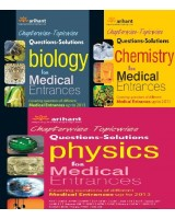 Chapterwise Topicwise Physics Chemistry and Biology , Author: Arihant