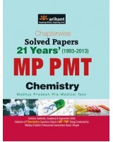 Chapterwise 21 Years' Solved Papers MP PMT CHEMISTRY