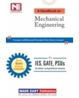 Handbook on Mechanical Engineering for IES, GATE, PSUs and other competitive Exams