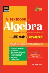 Algebra for JEE Main & Advanced