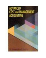 Advanced Cost & Management Accounting