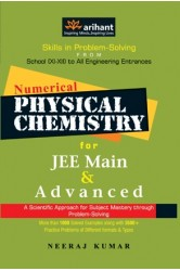 Numerical Physical Chemistry for JEE Main & Advanced