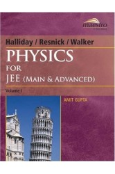 Physics for IIT-JEE (Resnick  Halliday) VOL 1